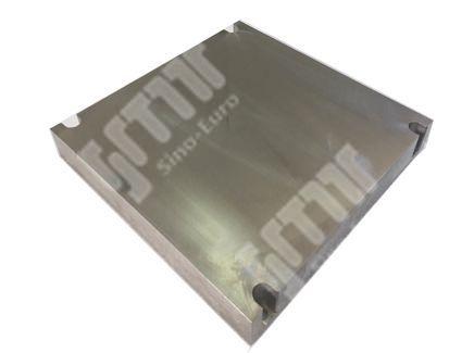 Titanium SLM Substrate 252*252*25